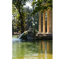 Rome - Whispers from the Past Photographic Print