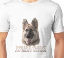World´s oldest security system Unisex T-Shirt