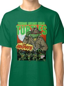 Ninja Turtles Retro First Movie 1990 Raphael Classic T-Shirt