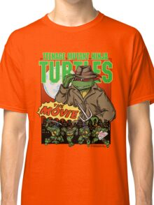 Ninja Turtles Retro First Movie 1990 Raphael Classic T-Shirt