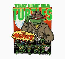 Ninja Turtles Retro First Movie 1990 Raphael Unisex T-Shirt