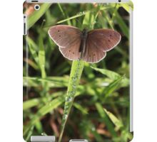 Ringlet and dew drops iPad Case/Skin