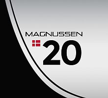 F1 2014 - #20 Magnussen by loxley108