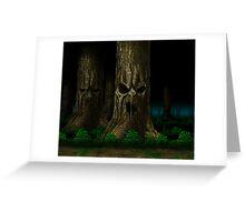 Mortal Kombat Living Forest Greeting Card