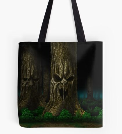 Mortal Kombat Living Forest Tote Bag