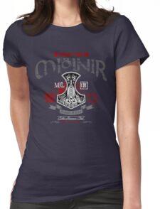 Hammer of Thor (Mjölnir) Womens Fitted T-Shirt