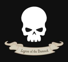 Legion of the Damned - Warhammer by moombax