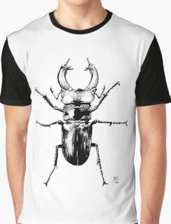 Lucanus Cervus Graphic T-Shirt