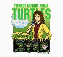 Ninja Turtles Retro First Movie 1990 April O'Neil Unisex T-Shirt