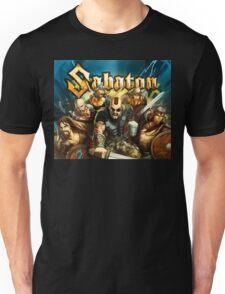 SABATON ALBUMS 2 Unisex T-Shirt