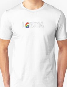 Putting the G in LGBTIA Unisex T-Shirt