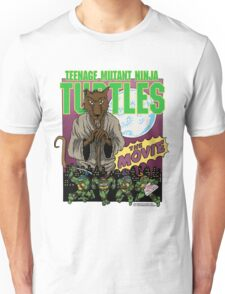 Ninja Turtles Retro First Movie 1990 Splinter Unisex T-Shirt