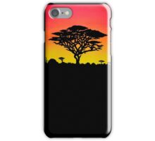 Meanwhile, In Africa iPhone Case/Skin