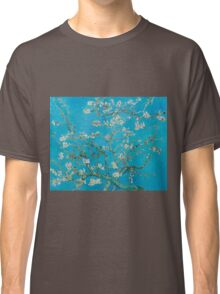 Vincent Van Gogh - Branches With Almond Blossom, 1890 Classic T-Shirt