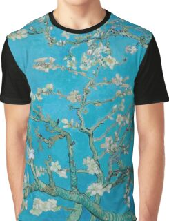 Vincent Van Gogh - Branches With Almond Blossom, 1890 Graphic T-Shirt
