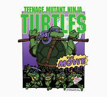 Ninja Turtles Retro First Movie 1990 Donatello T-Shirt