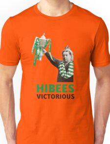 Hibs Scottish Cup Unisex T-Shirt
