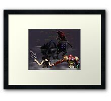 We got this!! Framed Print