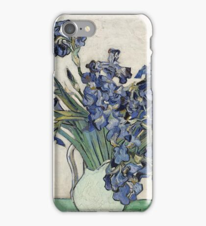 Vincent Van Gogh - Irises 2 iPhone Case/Skin