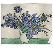 Vincent Van Gogh - Irises 2 Poster