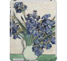 Vincent Van Gogh - Irises 2 iPad Case/Skin