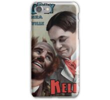Performing Arts Posters Hurly Burly Extravaganza and Refined Vaudeville 0344 iPhone Case/Skin