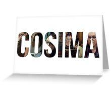 Cosima Niehaus Greeting Card