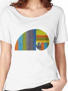Golden Spiral Study Women's Relaxed Fit T-Shirt