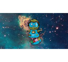 Russian Space Doll Photographic Print