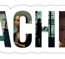 Rachel Duncan Sticker