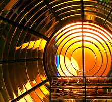 Lighthouse Fresnel Lens by terezadelpilar~ art & architecture