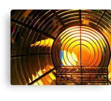 Lighthouse Fresnel Lens Canvas Print