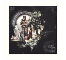 Timmy Turner - Desiigner (white) Art Print