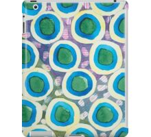 Four Directions Dot Pattern iPad Case/Skin