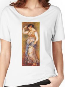Renoir Auguste - Dancer With Castanettes 1909 Women's Relaxed Fit T-Shirt
