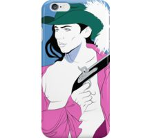 Manly iPhone Case/Skin