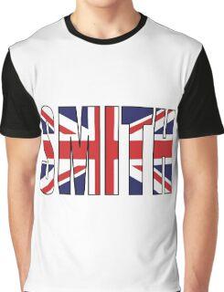 Smith (UK) Graphic T-Shirt