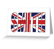 Smith (UK) Greeting Card