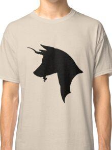 Mythical Basenjicorn! Classic T-Shirt