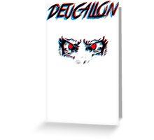 Deucalion Greeting Card
