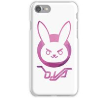 Geometric Kawaii Bunny Gamer iPhone Case/Skin