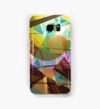 Fractured Sun Samsung Galaxy Case/Skin