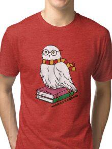 Hedwig Tri-blend T-Shirt