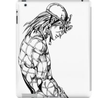 Diego Brando - Jojo's Bizarre Adventure iPad Case/Skin