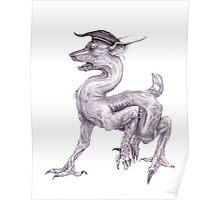 Dragon Hunts Poster