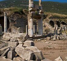 Temple of Domitian in Ephesus Turkey by ╰⊰✿ℒᵒᶹᵉ Bonita✿⊱╮ Lalonde✿⊱╮