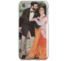 Pierre Auguste Renoir - Alfred Sisley And His Wife iPhone Case/Skin