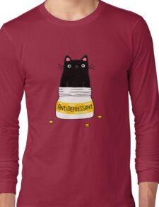FUR ANTIDEPRESSANT Long Sleeve T-Shirt