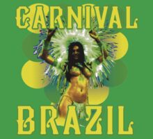 Carnival Brazil by heliconista