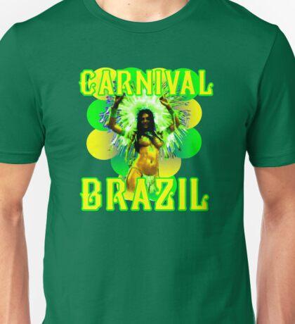 Carnival Brazil Unisex T-Shirt